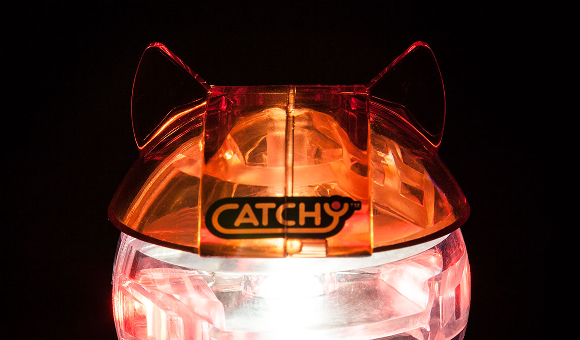 catchy led top